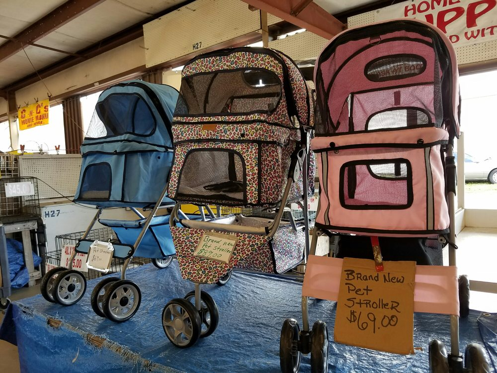 Wagon Wheel Flea Market: 7801 Park Blvd N, Pinellas Park, FL