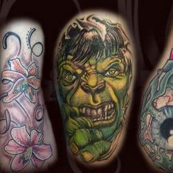 Tattoo Shops In Omaha Nebraska