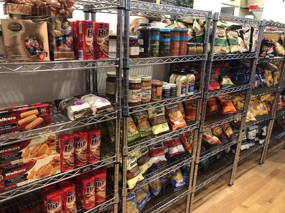 Lake Forest Food & Wine Specialties: 272 E Deerpath Rd, Lake Forest, IL
