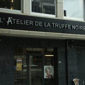 L atelier de la truffe noire 11 avis cuisine for Ateliers cuisine bruxelles