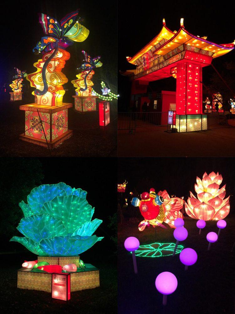 China Lights Wisconsin