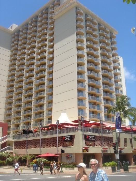 Photo Of Aston Waikiki Beach Hotel Honolulu Hi United States