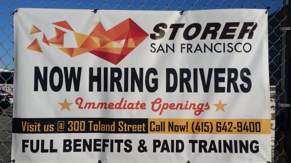 Storer San Francisco