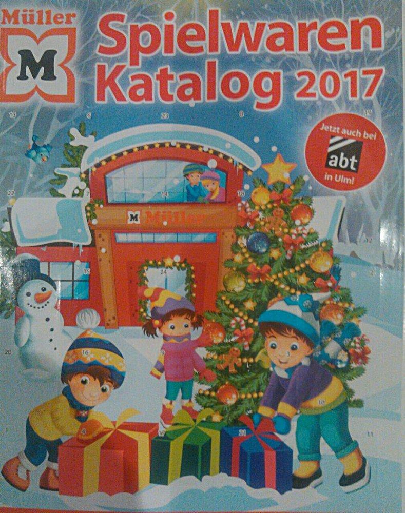 Kinder Weihnachtskalender.Spielwarenkatalog Mit Einem Adventskalender Für Die Kinder Yelp