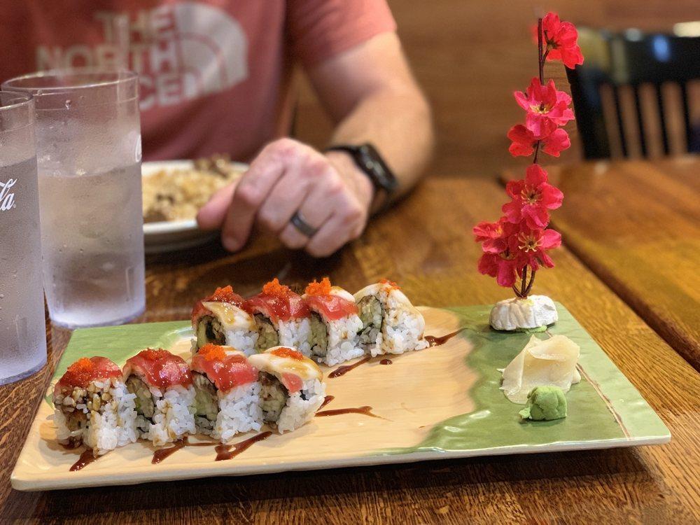 Kobe Sushi Hibachi Express: 1591-B Hughes Rd, Madison, AL