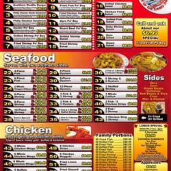 Sam S Restaurant Menu