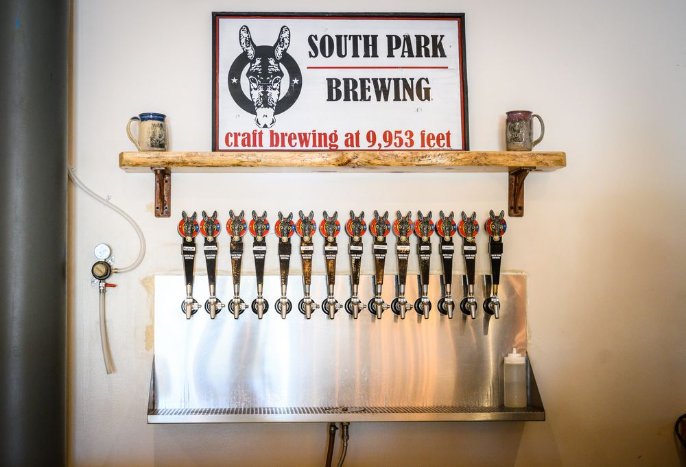 South Park Brewing: 297 1/2 US-285, Fairplay, CO