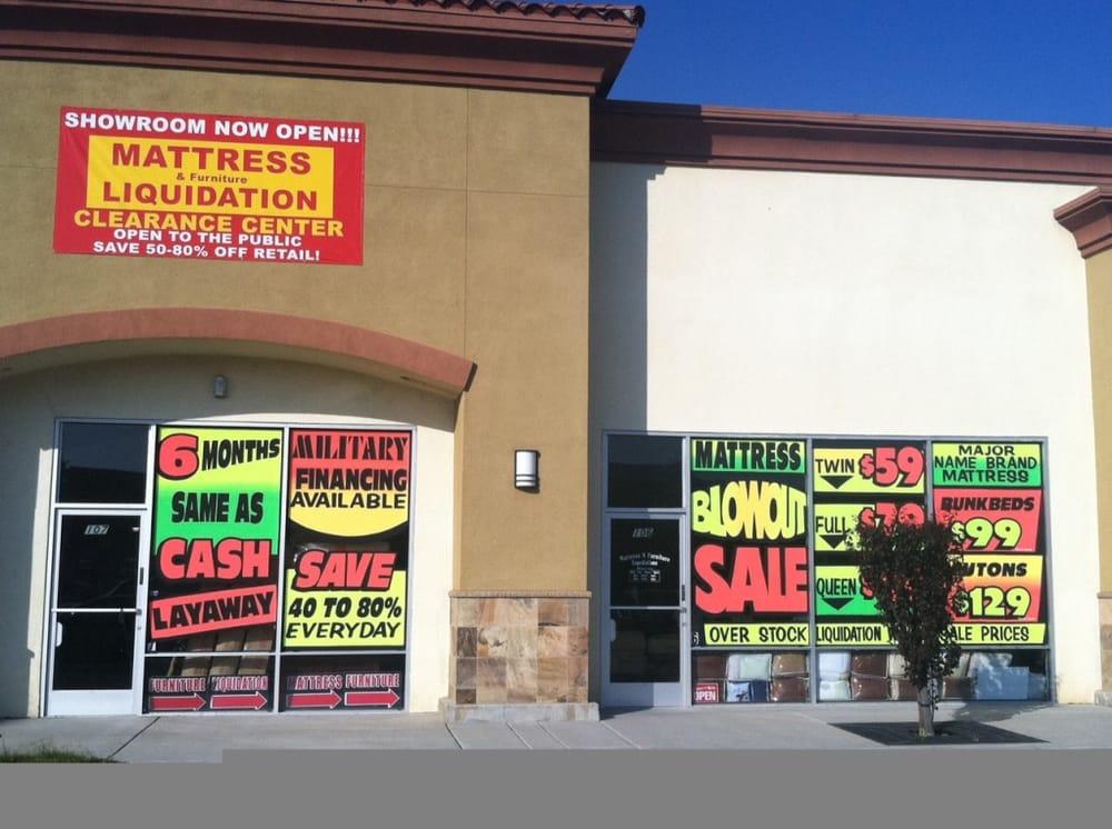 Mattress N Furniture Closed Furniture Stores 26760 Jefferson Ave Murrieta Ca United