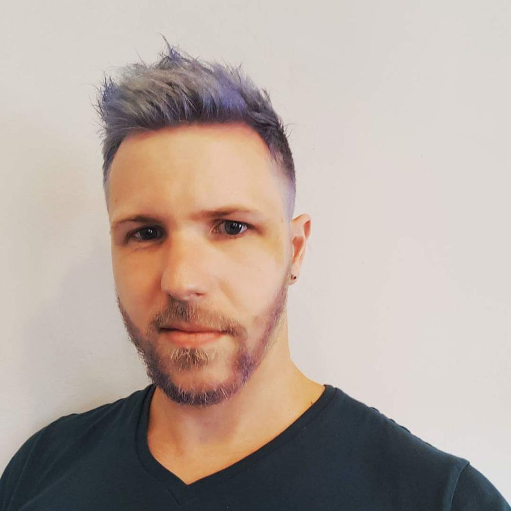 Mens Haircut And Hair Color Hair By Hector Yelp