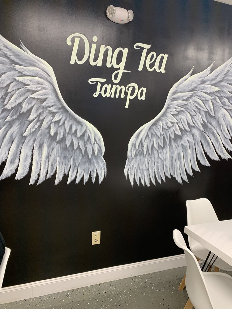 Ding Tea Tampa: 2202 W Waters Ave, Tampa, FL