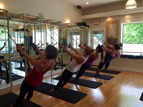 The Pilates Barre: 35 Danbury Rd, Ridgefield, CT