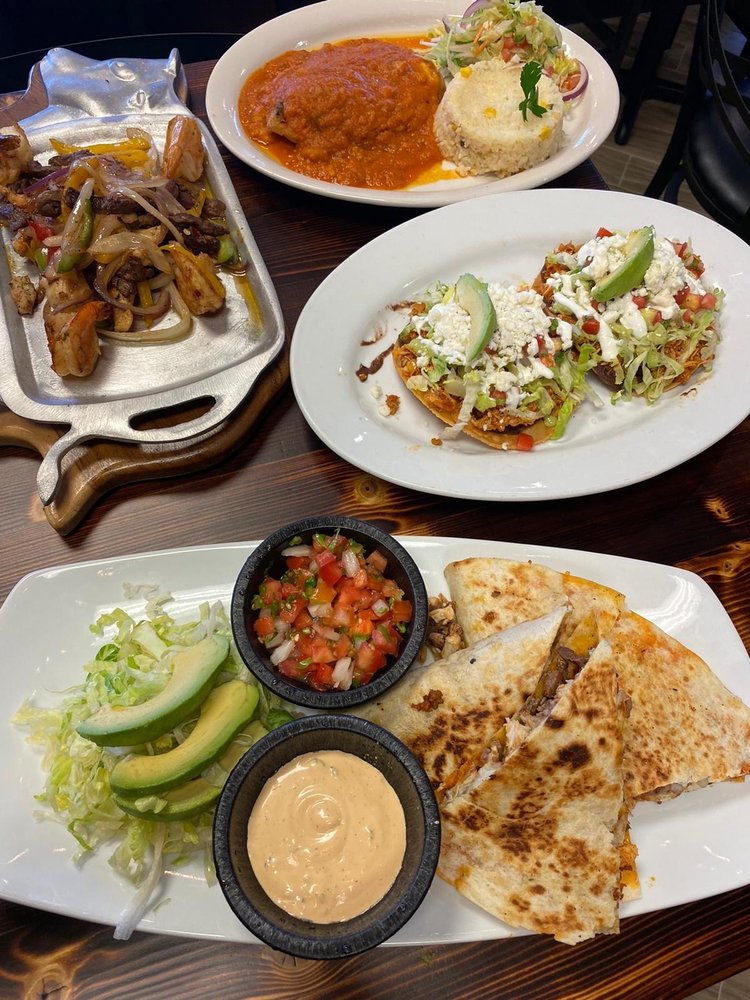 Food from Q Delicia