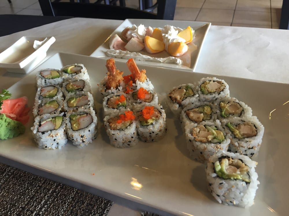 Sushi Buffet West Palm Beach