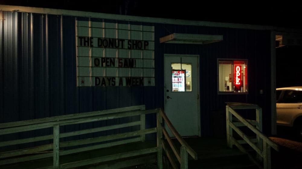 The Donut Shop: Columbia, LA