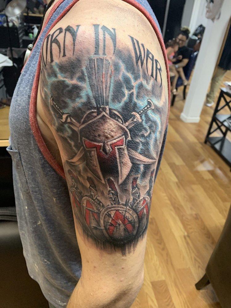 Big City Tattoos: 707 C0LLEGE Ave, SOUTH Houston, TX