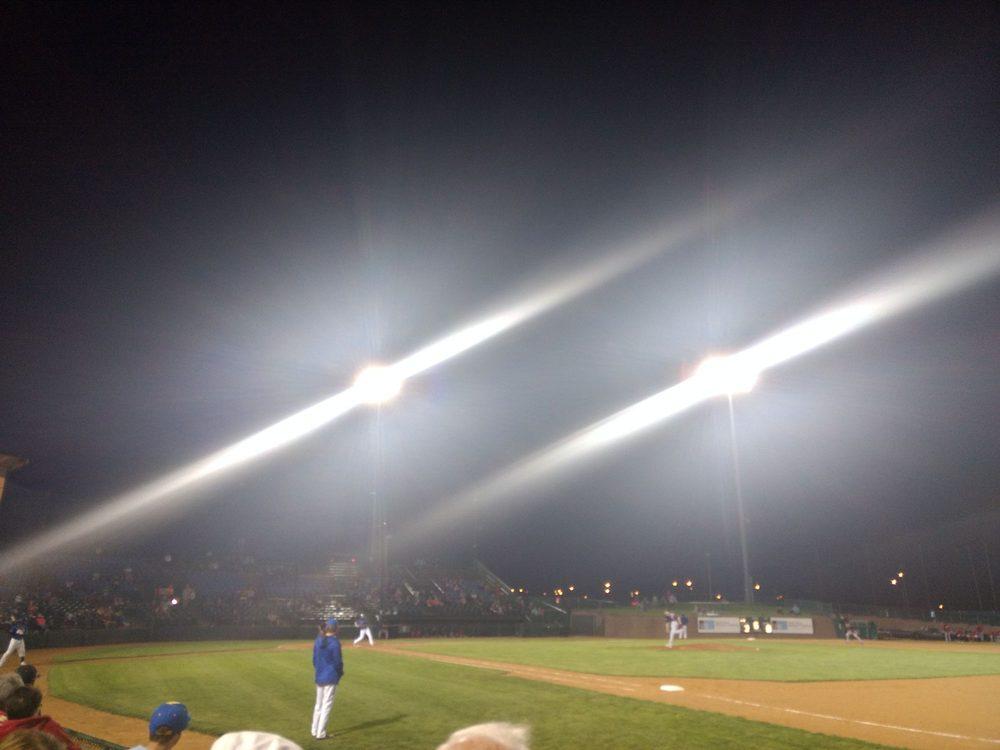 Sioux Falls Canaries Baseball: 1001 N West Ave, Sioux Falls, SD