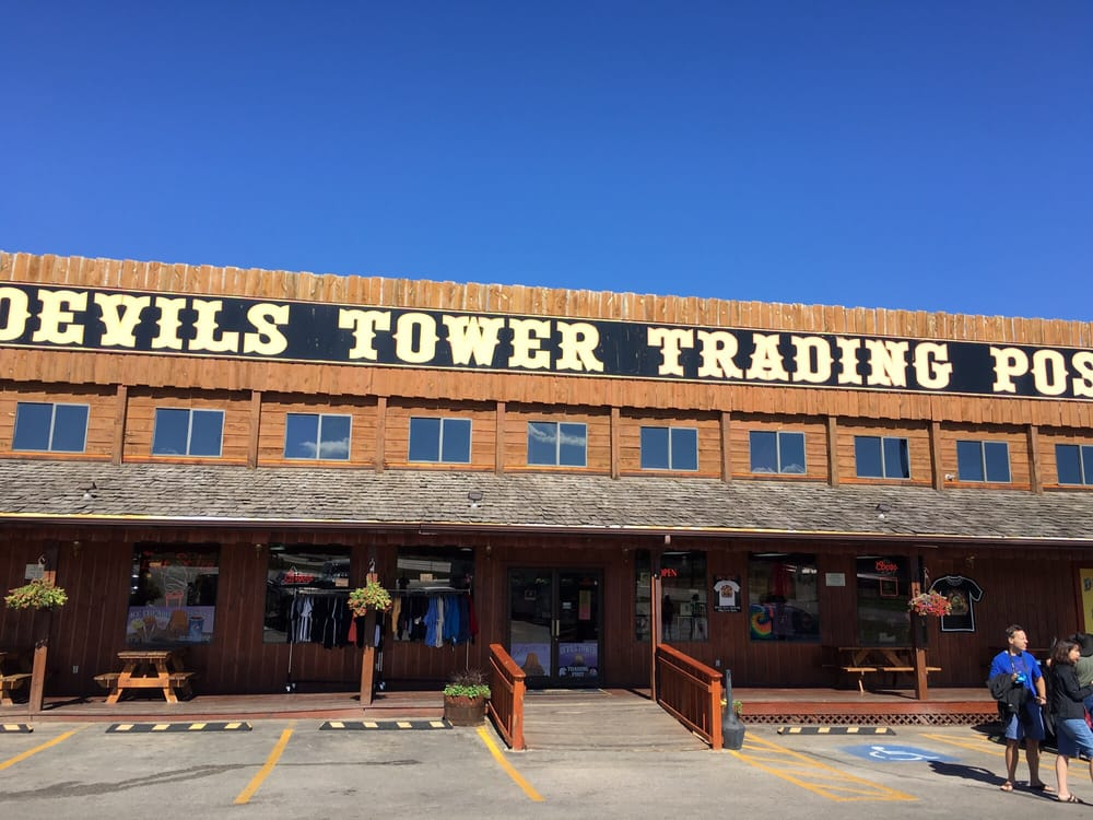 Devils Tower Trading Post: 57 Hwy 110, Devils Tower, WY