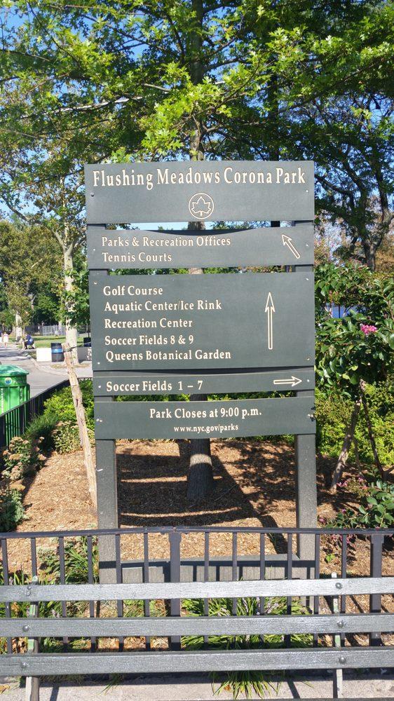 Flushing Meadows Corona Park Pool 31 Photos 63 Reviews Swimming Pools 131 04 Meridian Rd