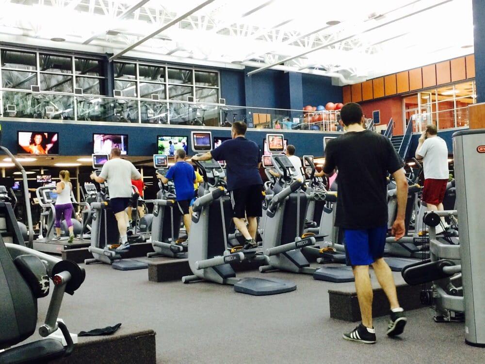 Princeton club photos reviews gyms