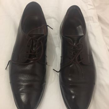 Photo of Jacob's Shoe Repair - New York, NY, United States. Final product