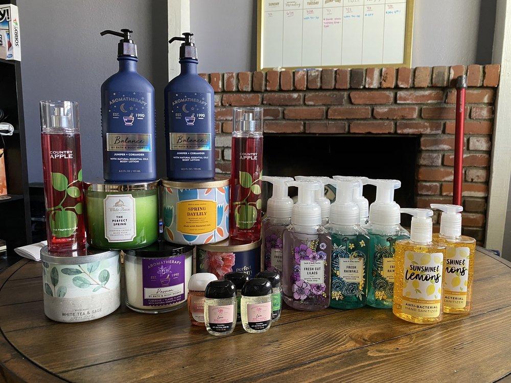 Bath & Body Works: 3860 Grand Ave, Chino, CA