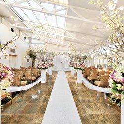 Photo Of Grand Prospect Hall Brooklyn Ny United States Indoor Wedding Ceremony