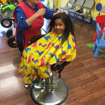 Photo of Kids Hair Salon - Verona, NJ, United States. This is Sophia