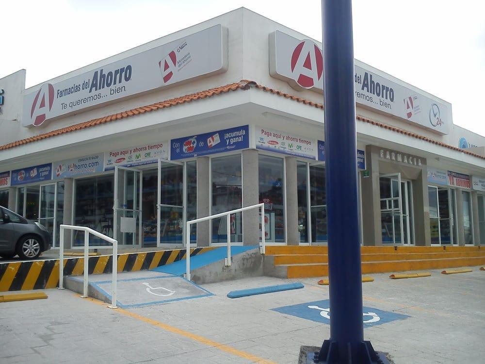 Farmacia del Ahorro - Farmacia - Circuito Juan Pablo II