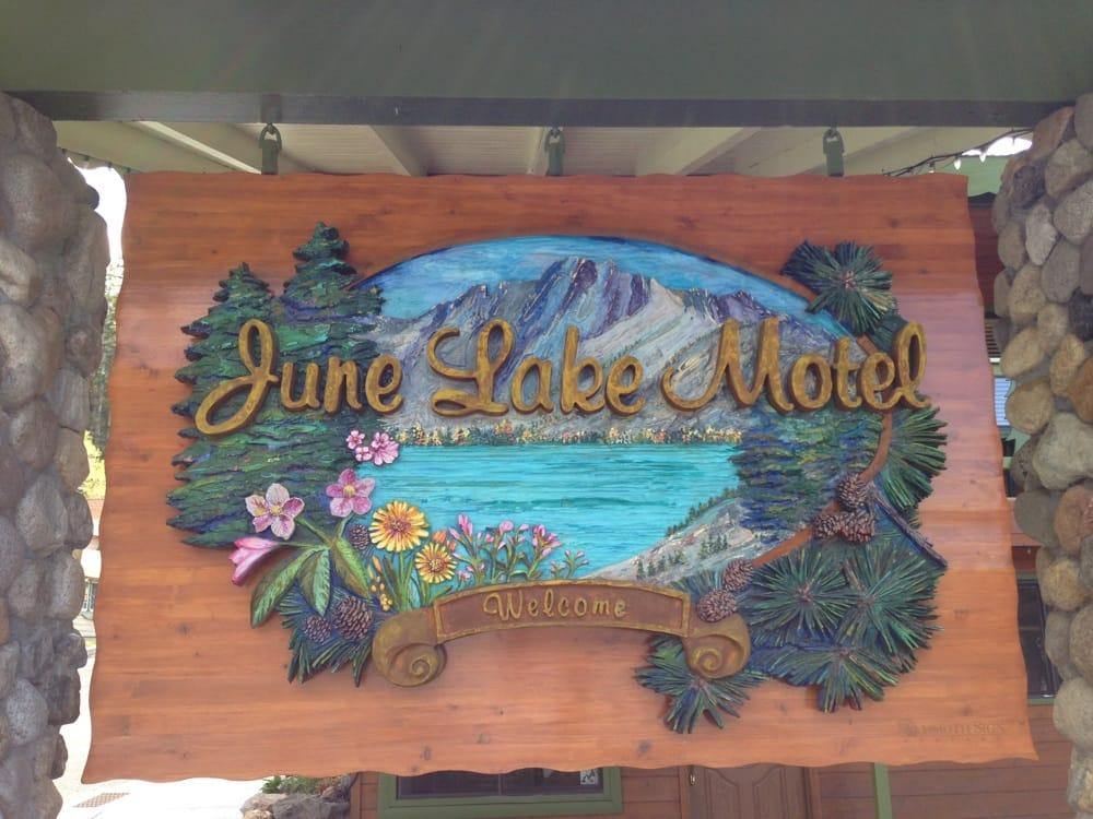 June Lake Motel: 2716 Highway 158, June Lake, CA