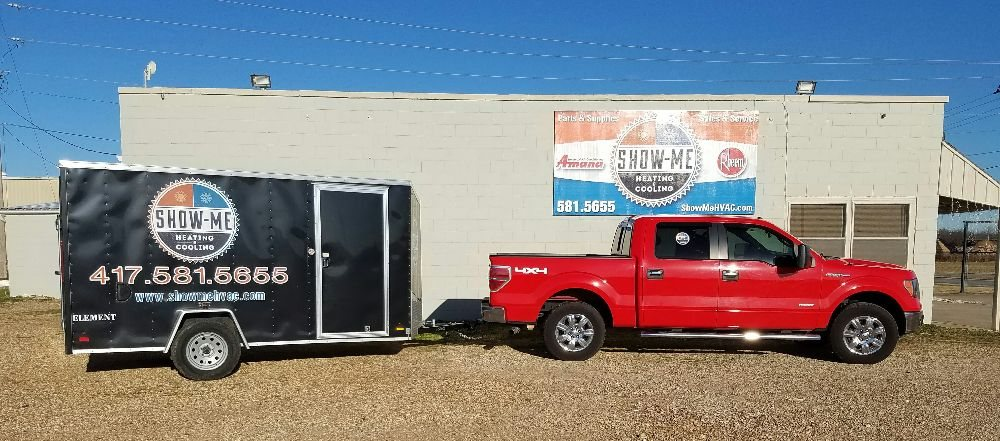 Show Me Heating & Cooling: 2549 S Marlborough Ave, Springfield, MO