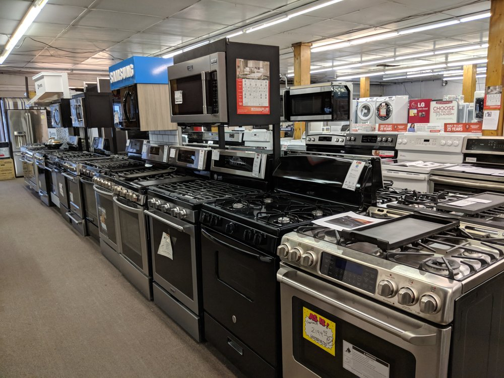 AK Nahas Appliance & TV Center: 463 State Ave, Beaver, PA