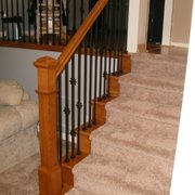 Great Loft Ladder With Photo Of Portland Stair Company   Portland, OR, United  States. Carpet Treads With