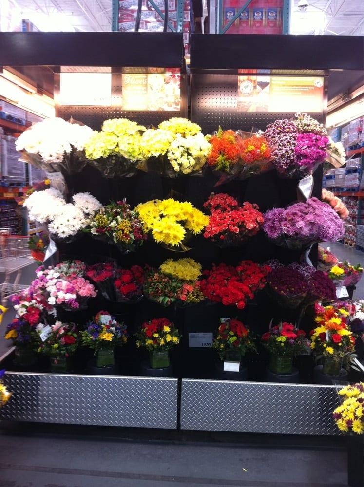 Photo of Costco - San Francisco, CA, United States. Costco's beautiful Floral Cooler