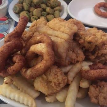 Photo Of Captain Bill S Seafood Steak Restaurant Greensboro Nc United States