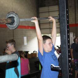 Crossfit garage 65 photos interval training gyms 110