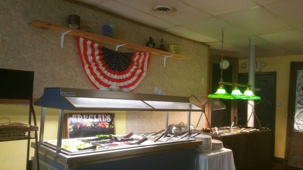 Alexander's Cafe: 24 E State St, Kingman, IN