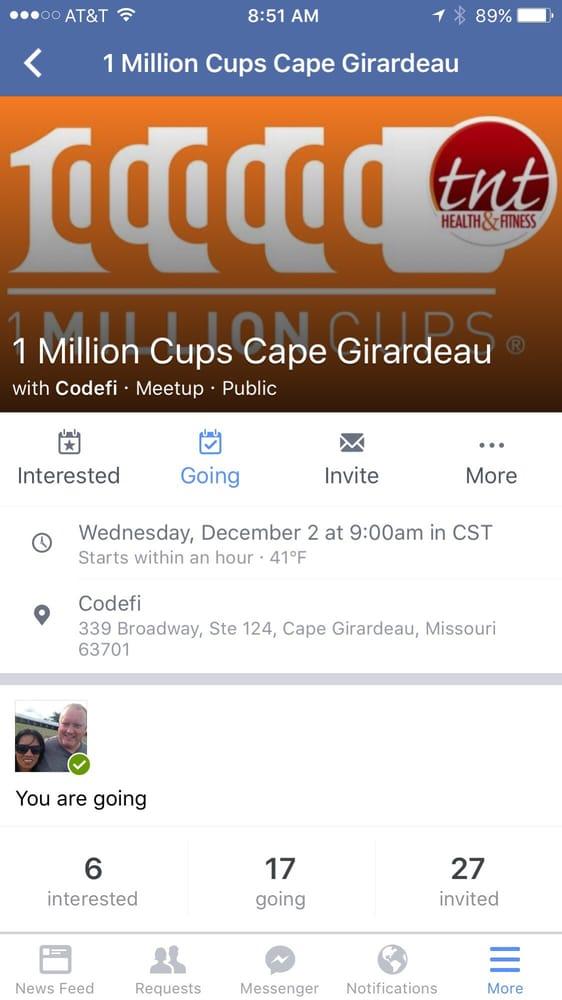 Codefi: 339 Broadway, Cape Girardeau, MO