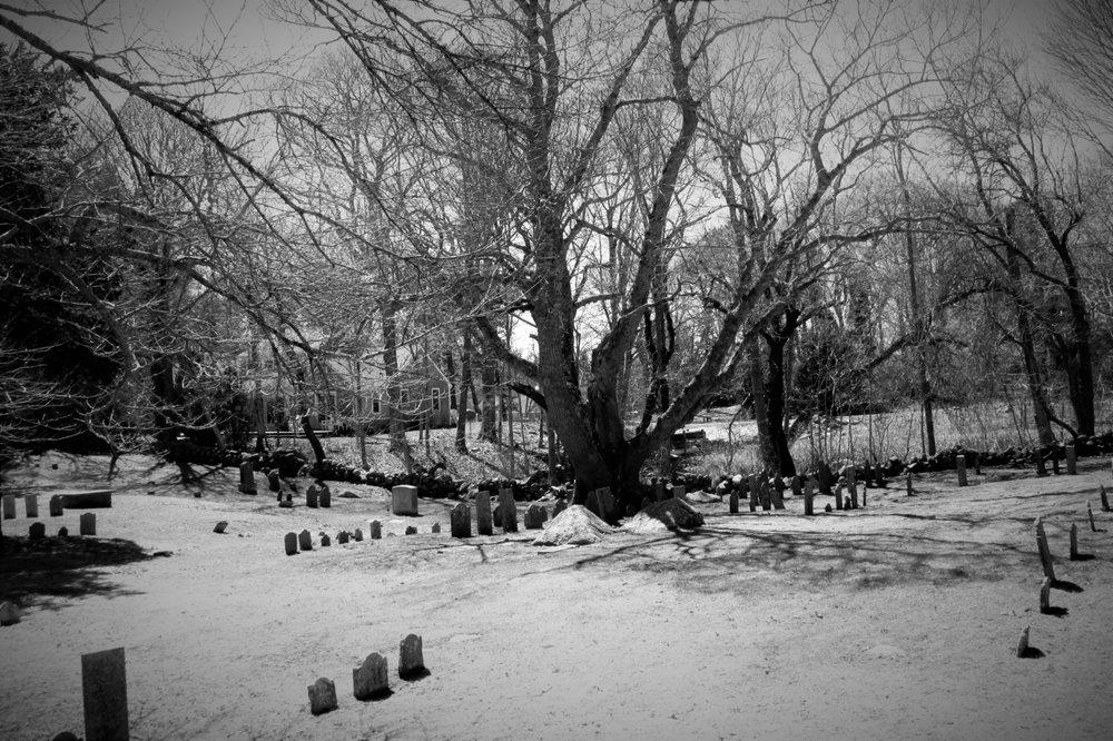 Lothrop Hill Cemetery: 2801 Main St, Barnstable, MA