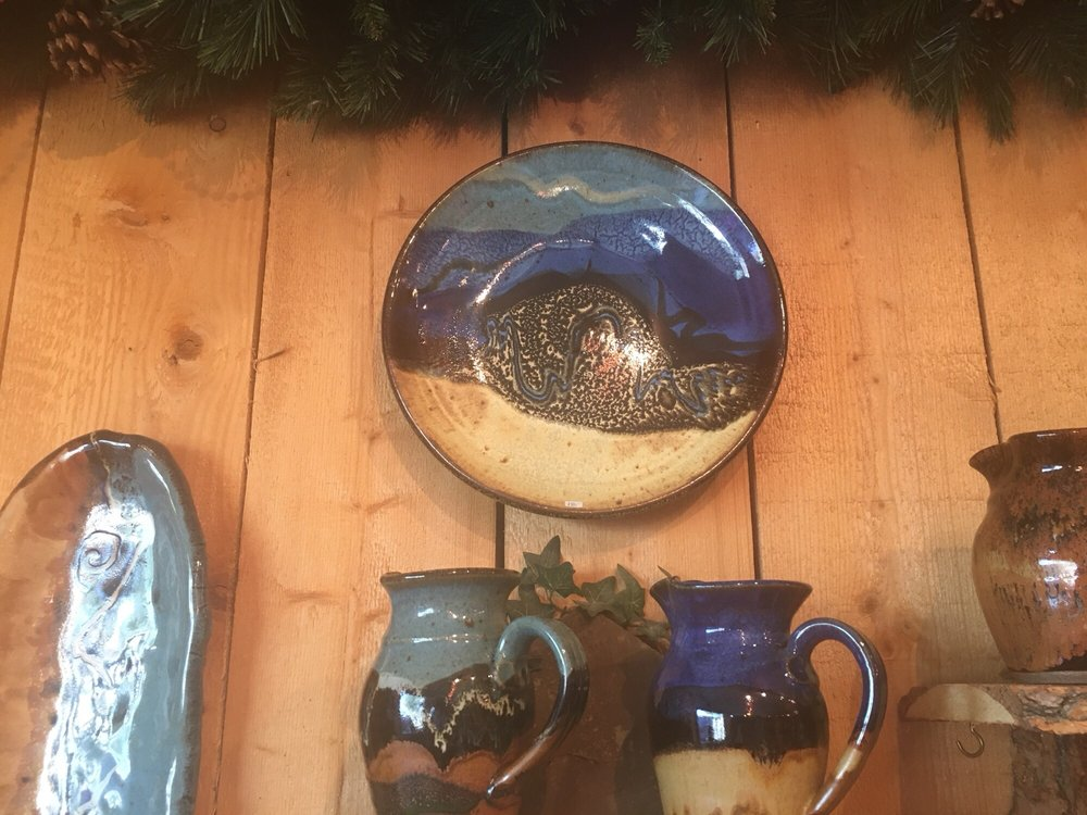 Prairie Fire Pottery: 127 E Main St, Beach, ND