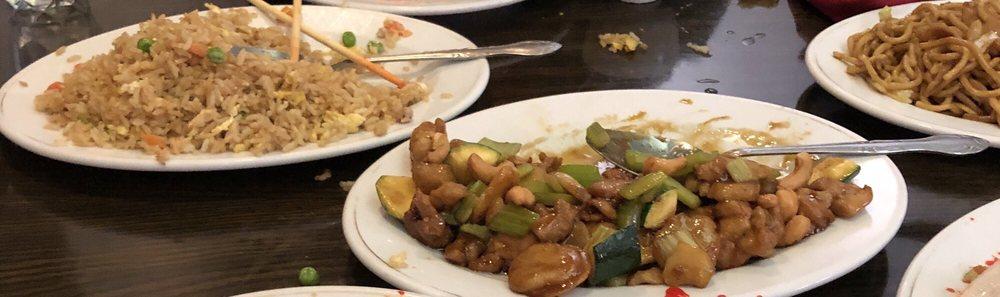Shang Garden Chinese Restaurant: 350 S Canyon Way, Colfax, CA