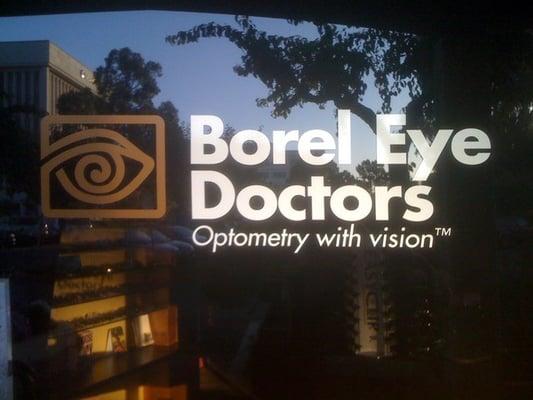 Borel Eye Doctors 37 Bovet Rd San Mateo, CA Optometrists Od