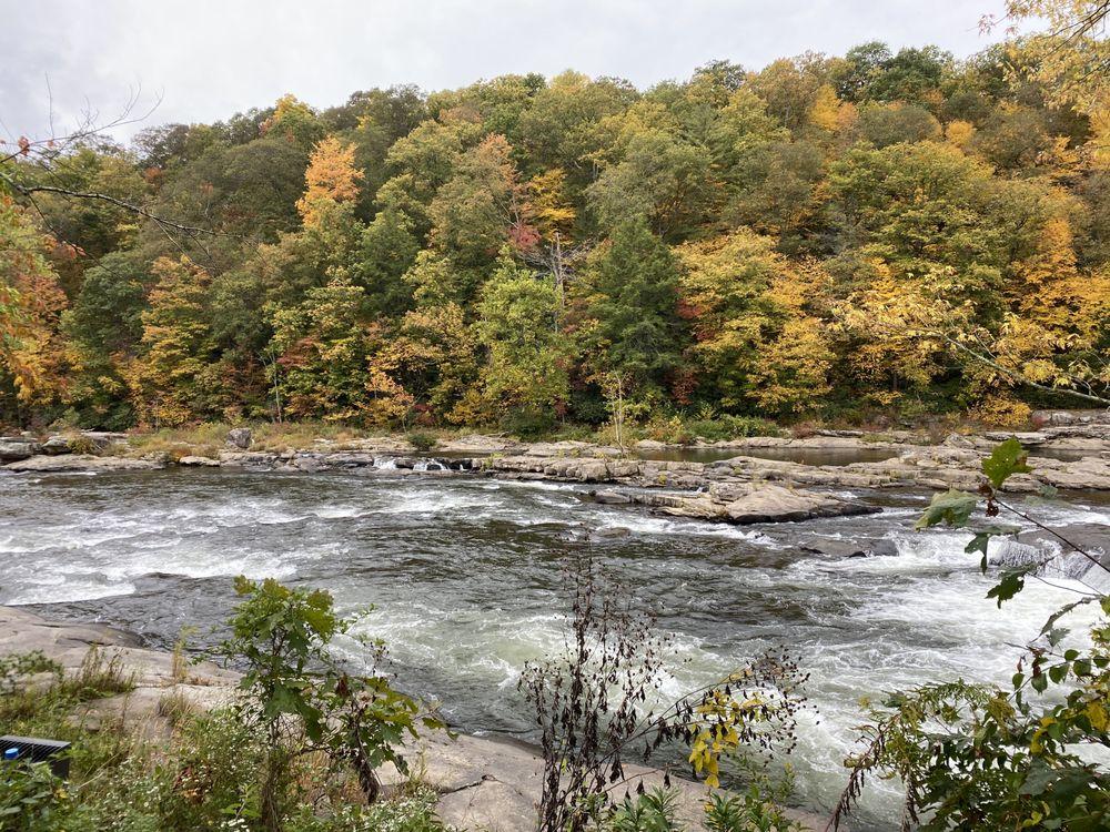 Ohiopyle State Park: 171 Dinnerbell Rd, Ohiopyle, PA