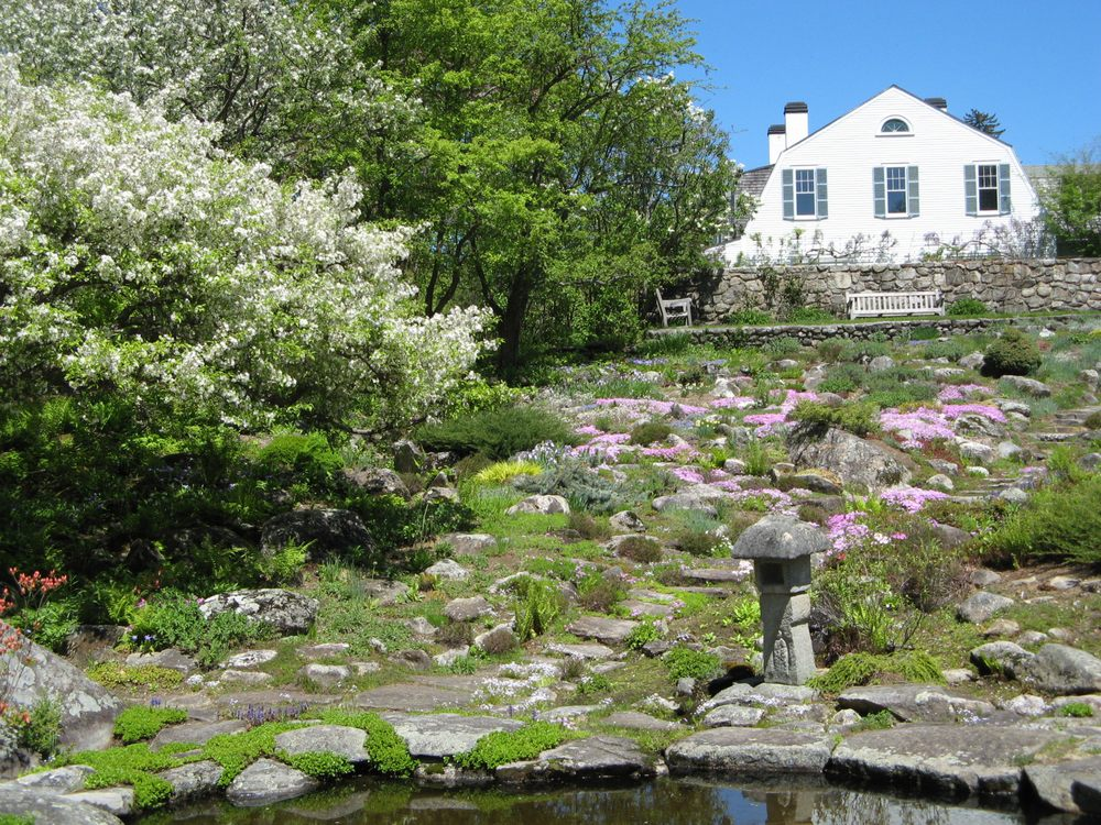 The Fells Historic Estate and Gardens: 456 Rte 103A, Newbury, NH