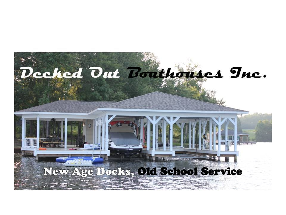 Decked Out Boathouses Inc: 72 Forest Ln, Mineral, VA