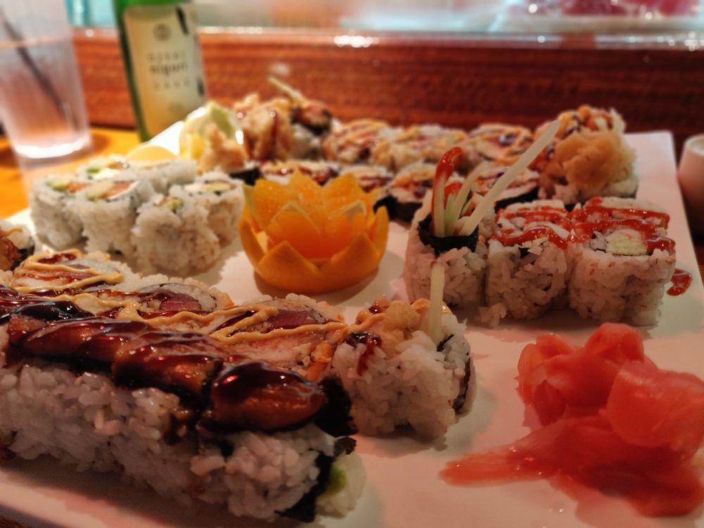Sushi Yoshi: 2019 Devine St, Columbia, SC
