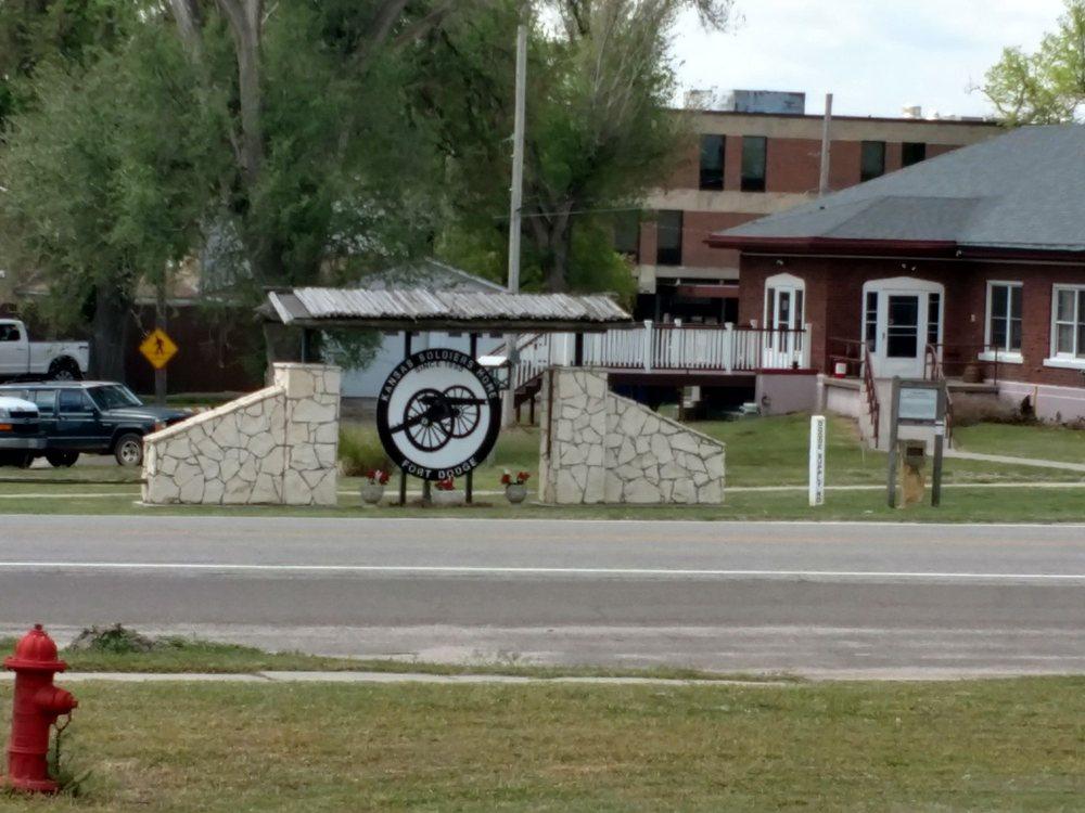 Fort Dodge Kansas Soldiers' Home: 714 Sheridan, Fort Dodge, KS