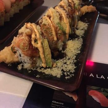 I love sushi fishers