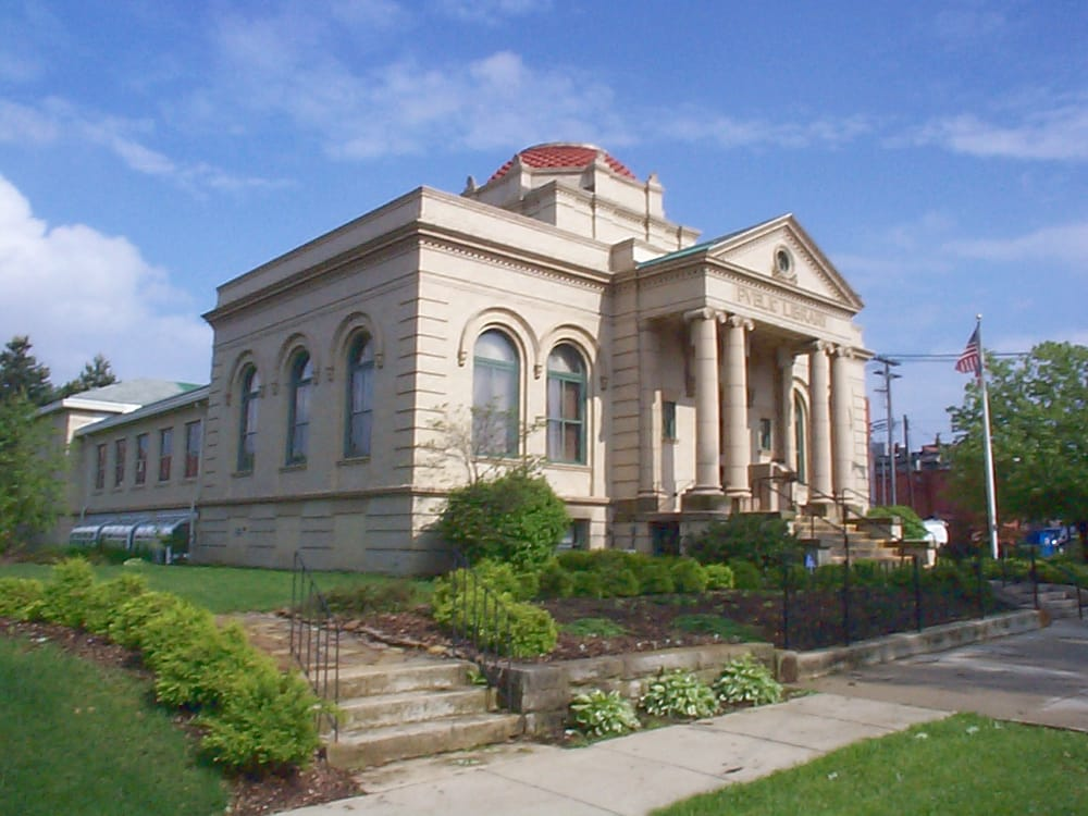 Galion Public Library: 123 N Market St, Galion, OH