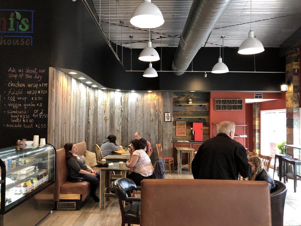 Mimi's Coffee House: 37 S Moger Ave, Mount Kisco, NY