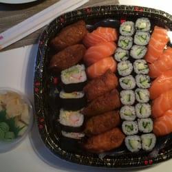 sushi sensei 17 fotos 22 beitr ge sushi hansaallee 162 westend nord frankfurt am main. Black Bedroom Furniture Sets. Home Design Ideas